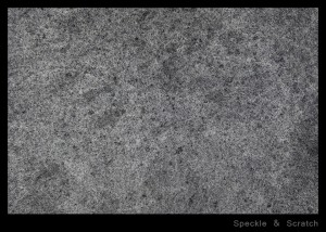 Speckle and Scratch Texture