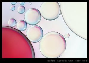 Bubble Abstract with Ruby Red.jpg